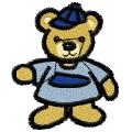 Medvědí kluk - nažehlovačka