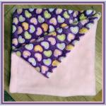 Fleece deka dětská - dvojitá1 -  pouze 1ks