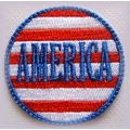 America - nášivka