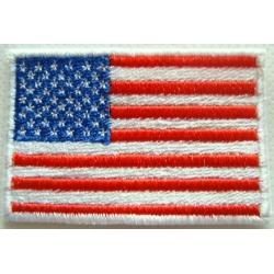 USA vlajka - nášivka