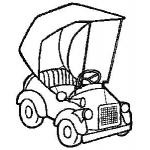 AUTO - autorská výšivka