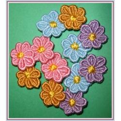 Květinky Jaro 15ks/balení
